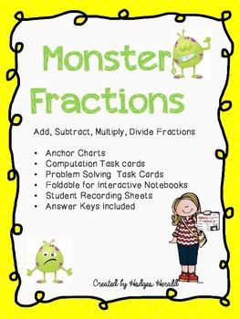 Monster Fractions