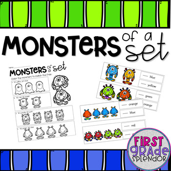 Monster Fractions of a Set