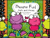 Monster Fun Math & Literacy