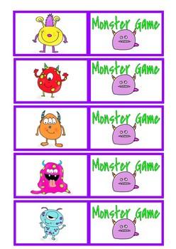 Monster Game
