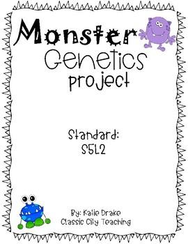 Monster Genetics Project