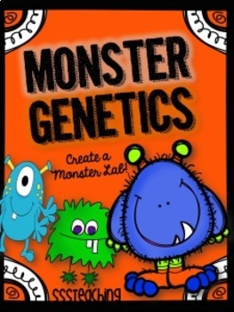 Monster Genetics (Traits and Heredity for Upper Elementary ...