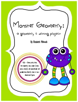 Monster Geometry: A Geometry & Writing Activity
