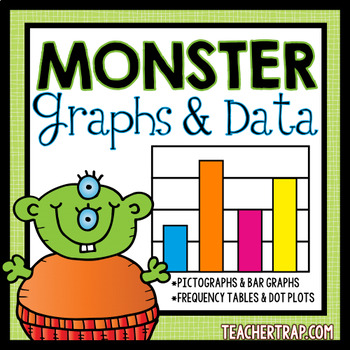 Monster Graphs and Data