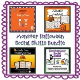 Halloween Social Skills Bundle