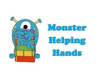 Monster Helping Hands
