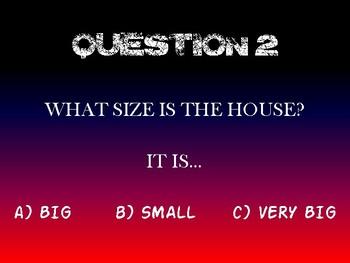 Monster House FILM... quiz!!!