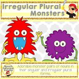 Irregular Plural Monsters