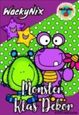 Monster Klas Dekor