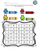 Distance Learning: Monster Letter Identification review pack