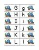 Monster Letter Match