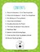 Monster Literacy & Math Packet