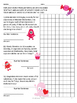 Valentine's Day Math Word Problems: 3rd-4th Grade - Monster Love