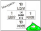 Monster Madness Halloween Math Book: Ten More, Ten Less, One More, One Less