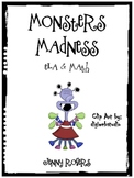Monster Madness Thematic Unit
