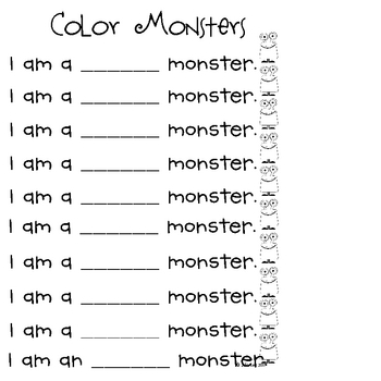 Monster Madness Unit
