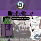 Monster Maker -- Composite Solid & Toy Engineering - 21st Century Math Project