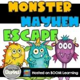 Monster Mania Escape on BOOM