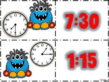 Monster Mania Math!