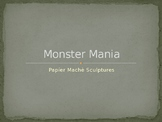 Monster Mania Powerpoint