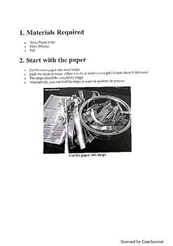 Monster Mania Worksheets