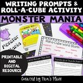 Writing Center and Tasks: Monster Theme