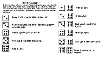 Monster Mash: A Bundle of Fun! Puzzles, Writing Project, and More!