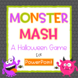 Monster Mash: A Halloween Game for PowerPoint