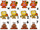 Monster Mash Letters and Numbers
