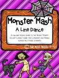 Monster Mash Line Dance