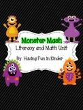Monster Mash Literacy and Math Unit