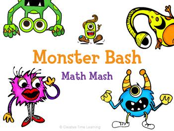 Monster Mash Math Bash