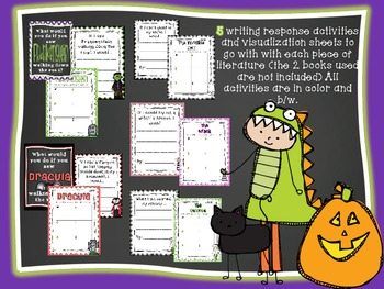 Monster Mash: Math and Literacy Activities