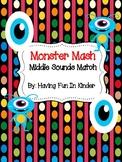 Monster Mash - Middle Sounds Match