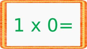 Monster Mash: Multiplication (Facts 1-3)