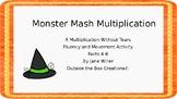 Monster Mash: Multiplication (Facts 4-6)