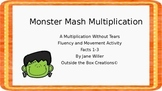 Monster Mash: Multiplication (Growing Bundle)
