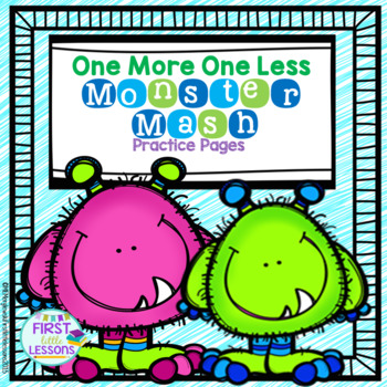 Monster Mash: One More One Less