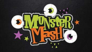 Monster Mash Research Assignment