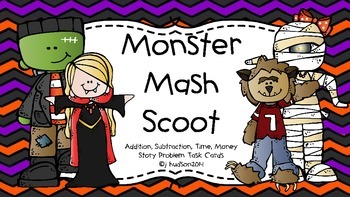 Monster Mash Scoot