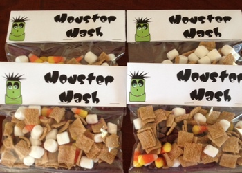 Halloween Monster Mash Treat
