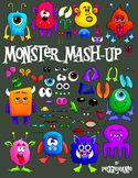 Monster Mash-Up by peggiejeanie