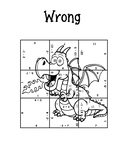Monster Mash Up - Adding and Subtracting Integers