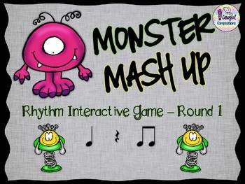 Monster Mash Up - Round 1 (Ta/Rest and Ti-Ti)