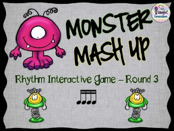 Monster Mash Up - Round 3 (Tika-Tika)