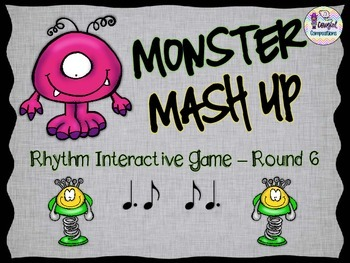 Monster Mash Up - Round 6 (Tam-Ti and Ti-Tam)