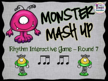 Monster Mash Up - Round 7 (Ti-Tika and Tika-Ti)