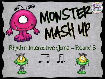 Monster Mash Up - Round 8 (Tim-Ka and Ka-Tim)