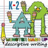 Monster Mash-Up: Writing Descriptive & Informative Sentences!