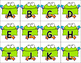 Monster Mash Up letter and sound center game